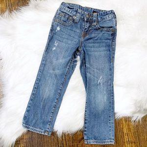 True Religion Boys Size 4 Adjustable Waist Jeans